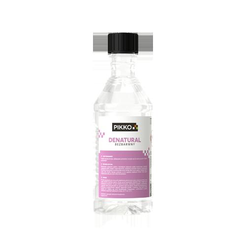 Denatural - Technischer isopropylalkohol transparenter
