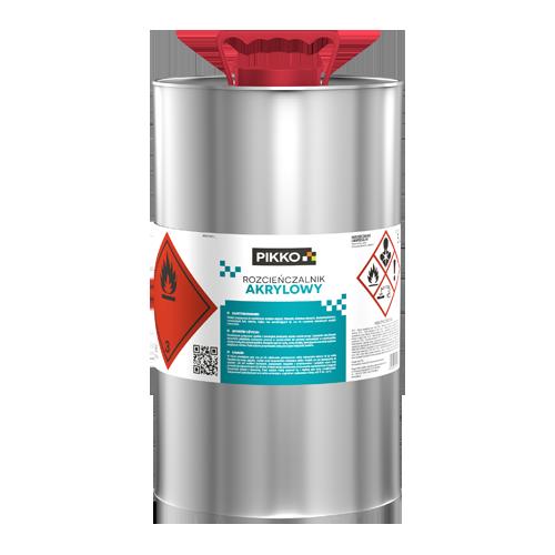 Acryl-Lösungsmittel