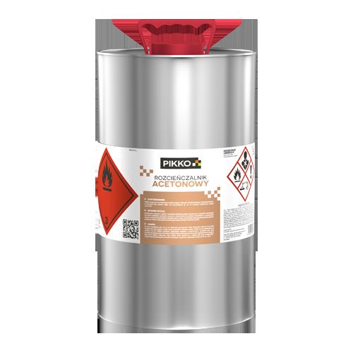 Aceton-Lösungsmittel